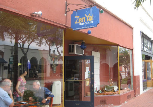 Zen Yai Thai Cuisine in Santa Barbara