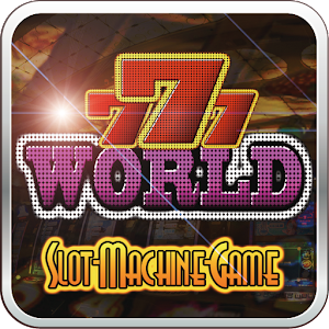 Seven World - SlotMachine game