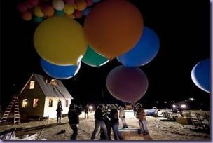 Casa-Real-Up-Altas-Aventuras-Balões-Montagem