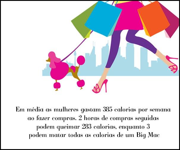 Mulheres-Gastam-Calorias-Fazendo-Compras