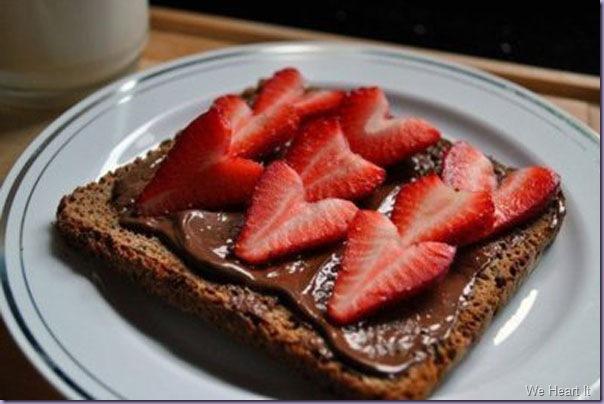 Morango-Coração-Chocolate