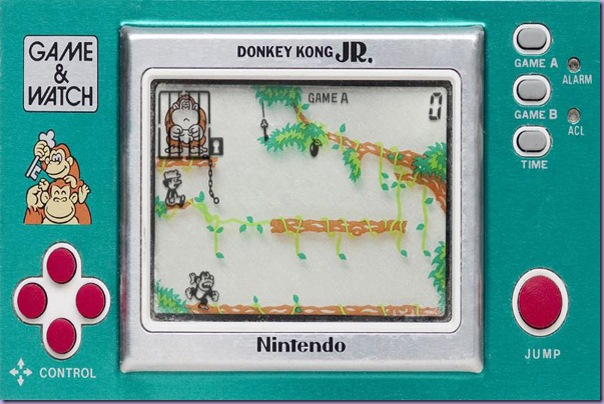 Mini-Game-Donkey-Kong