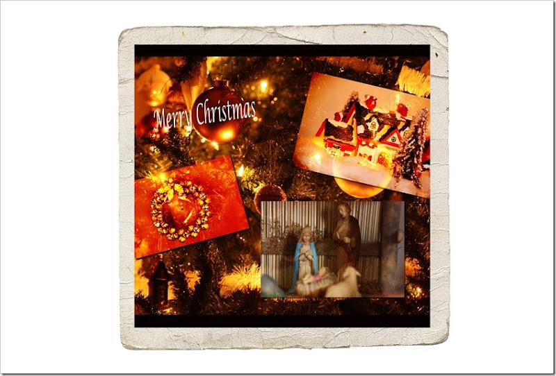 Christmas mosaic 2