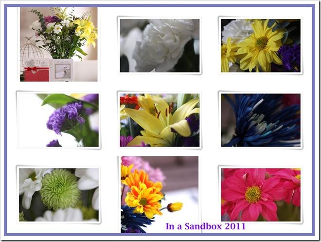 flowers mosaic 2-20