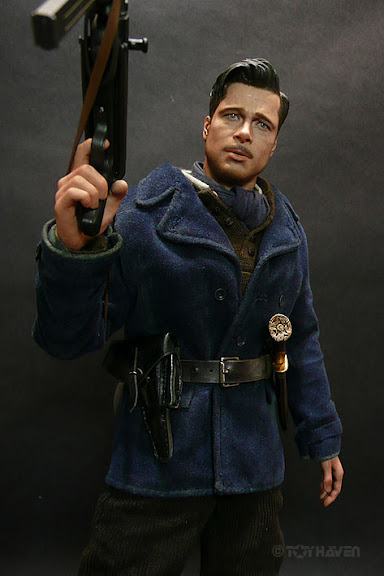 Hot Toys Lt. Aldo Raine