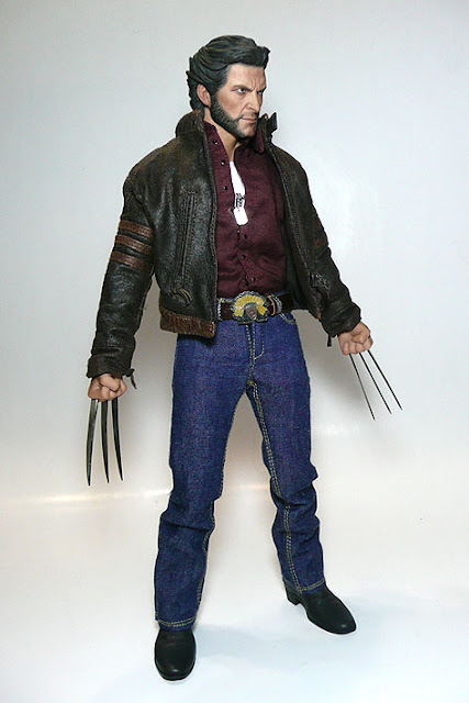 Xmen origins Wolverine juguetes