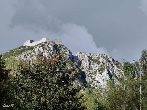 La météo s'est mise au gris. dans Actualité locale Chateau1000971