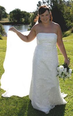 181 ; Plus Size Bridal Gown