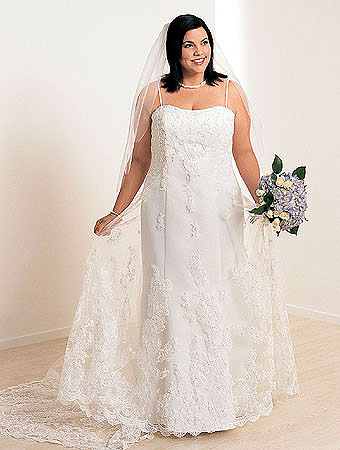 Trend Plus Size Wedding Dresses