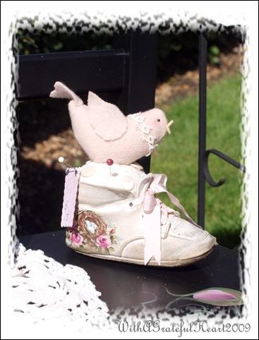 Laurie Shoe Birdie