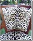 silla con piel