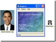 Convertire immagini e foto in icona per Windows
