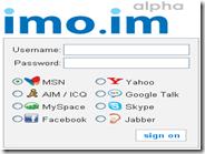 Usare online Messenger, Skype, Google Talk, Yahoo Messenger e altri senza programmi