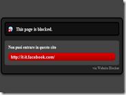 Come vietare l'accesso a un sito internet anche per tot tempo con una estensione per Chrome