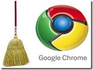 Eliminare dal PC tutte le vecchie versioni di Google Chrome al volo tenendo solo l'ultima