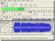 Come riprodurre file audio al contrario e salvare la traccia invertita nel PC