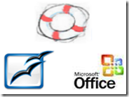 Recuperare documenti Microsoft Office e Open Office danneggiati con Coffice2txt