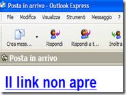 Come risolvere quando non si riesce più ad aprire i link internet nelle email ricevute