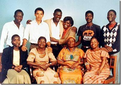 Obama's Muslim Family