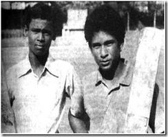Sachin Childhood Cricket