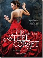 The Girl in the Steel Corset-NET GALLEY