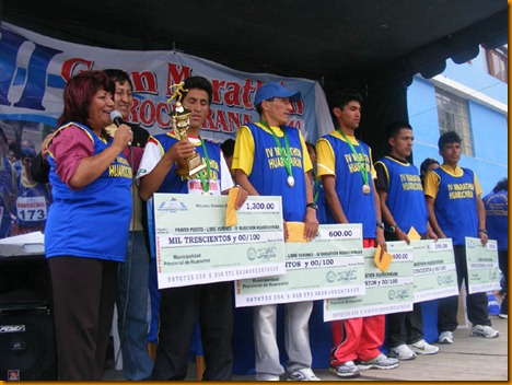 a las finales todos fueron los ganadores al participar y fomentar el deporte