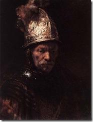 man_in_a_golden_helmet