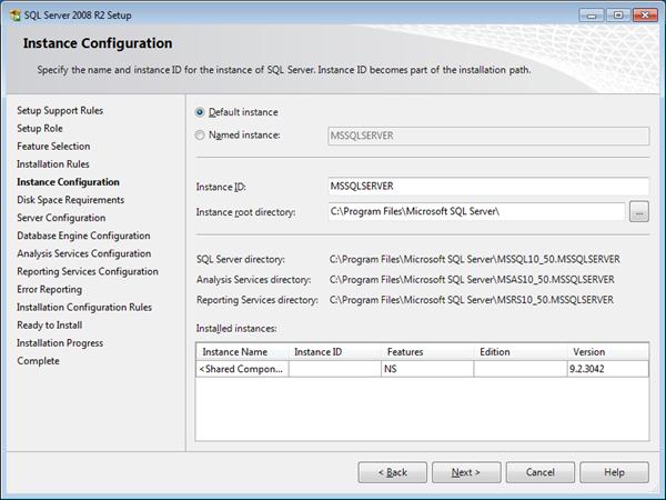 BizTalk R2 SQL NS