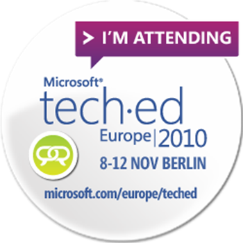 TechEd 2010 Berlin