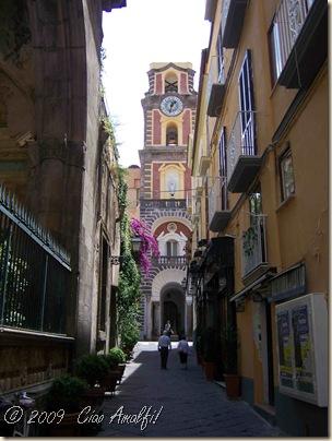 Ciao Amalfi Coast Blog Sorrento Streets1