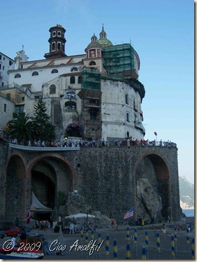 Ciao Amalfi Coast Blog Antonio Procession5