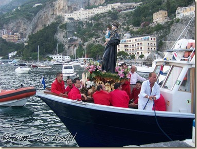 Ciao Amalfi Coast Blog Antonio Procession14