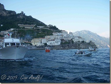 Ciao Amalfi Coast Blog Antonio Procession10