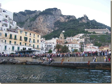 Ciao Amalfi Coast Blog Antonio Procession13