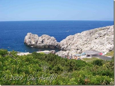 Ciao Amalfi Coast Blog Capri Faro3