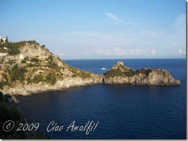 Ciao Amalfi Coast Blog Conce dei Marini