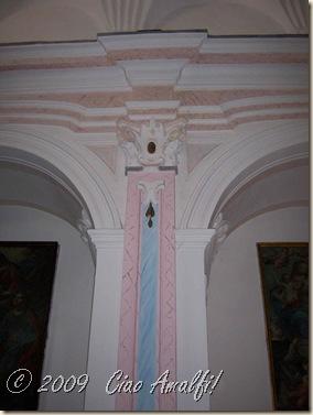 Ciao Amalfi Coast Blog Pink San Giovanni Battista Pontone