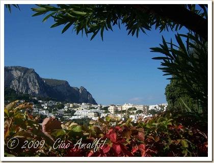 Ciao Amalfi Coast Blog Autumn Capri Town