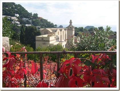 Ciao Amalfi Coast Blog Autumn Capri Certosa