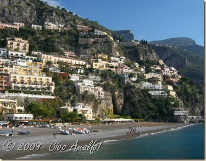 Ciao Amalfi Coast Blog Positano Beach 2