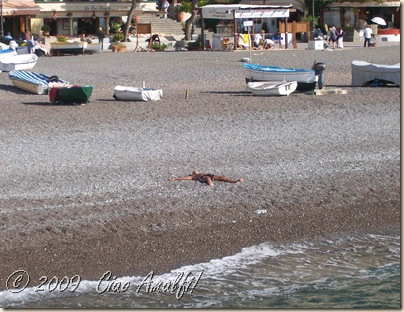 Ciao Amalfi Coast Blog Positano Beach 3