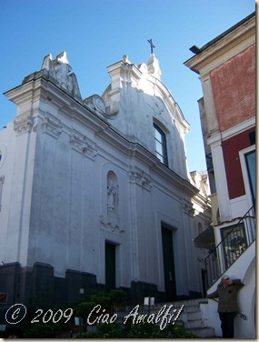 Ciao Amalfi Coast Blog Santo Stefano Capri 5