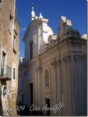 Ciao Amalfi Coast Blog Santo Stefano Capri 1