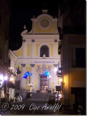 Ciao Amalfi Coast Blog Christmas Minori 2