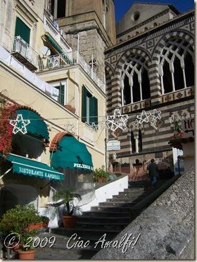 Ciao Amalfi Coast Blog Christmas Amalfi 4