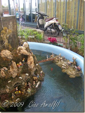 Ciao Amalfi Coast Blog Fountain Presepe 5