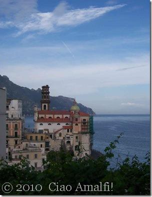 Ciao Amalfi Coast Blog Atrani Chiesa1a