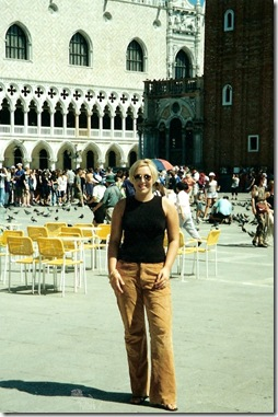 Andrea in Piazza San Marco Italy