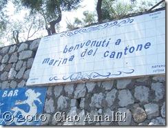 Ciao Amalfi Coast Blog Marina del Cantone