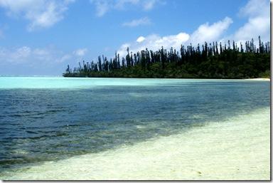 New Caldonia Barrier Reef from Le Meridien2